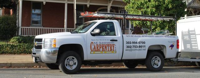 Andy Quesenberry Carpentry